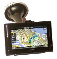 CarNAVi ECO 300 navigator