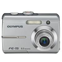 Digital Still Olympus FE15 6MP 2.0 camera