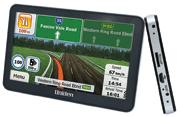 IGO500 GPS Car Navigation System