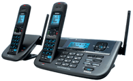 XDECT R055 + 1 Cordless Phone System
