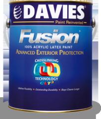 Davies Fusion 100% Acrylic Latex Paint