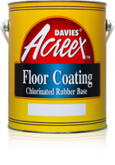 Davies Acreex Floor & Wall Coating