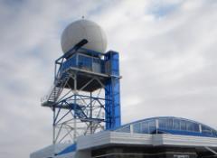 Meteor 1600C weather radar