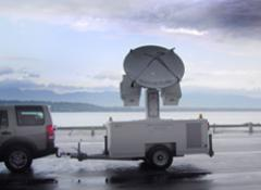 Meteor 50DX weather radar