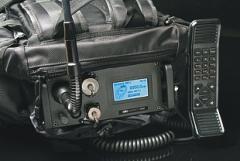 2090 HF manpack transceiver