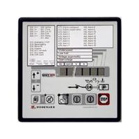 Genset Control for Auto Start and Transfer Switch