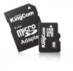 KingCom Micro SD 2GB SD Cards