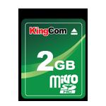 KingCom SDHC Card 2GB SD Cards