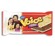 Voice Combo Chocolate biscuits