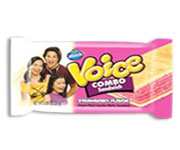 Voice Combo Strawberry biscuits