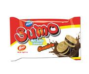Sumo Mini-Cookie Sandwich - Chocolate