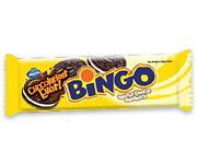 Bingo Double Choco cookies