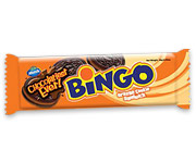 Bingo Orange cookies