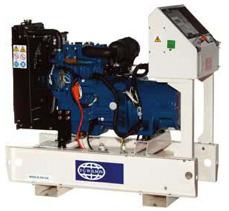 13.0 to 25.0 kVA Diesel Generators