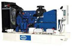 150.0 to 500.0 kVA Diesel Generators