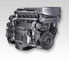 72 - 195 kW  /  98 - 262 hp 1013M marine engine
