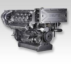 203 - 447 kW  /  272 - 600 hp 1015M marine engine