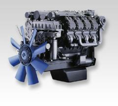 330 - 440 kW  /  443 - 590 hp 1015/2015 automotive engine