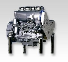 29 - 64 kVA 912 genset engine