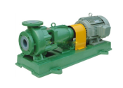 IHF Fluoroplastic chemical water pump - OEME