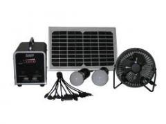 Equipo de energía solar