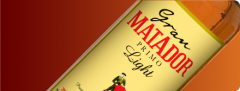 Gran Matador Light Brandy