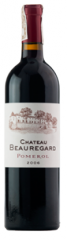 Beauregard 2006 75CL Bordeaux wine