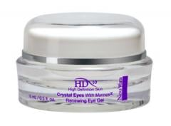 HD 10 High Definition Skin Crystal Eyes Renewing Eye Gel
