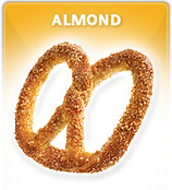 Almond Pretzels