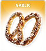 Garlic Pretzels
