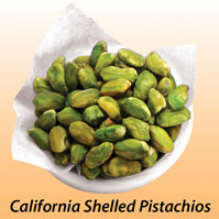 California Shelled Pistachios