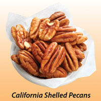 California Raw Shelled Pecans