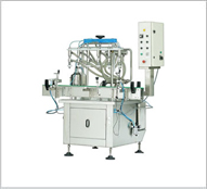 Semi - Automatic Rotary Bottle Rinser