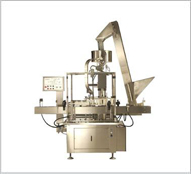 Automatic Single Head Screw-On Capping Machine