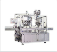 Automatic Monobloc Filling & Capping Machine