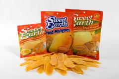 Sweet Earth Dried Mangoes