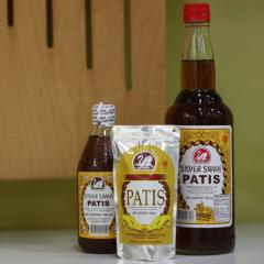 Patis fish sauce