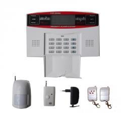LCD Alarm System