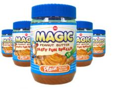 Magic Peanut Butter
