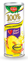 Del Monte 100% Pineapple Juice Heart Smart