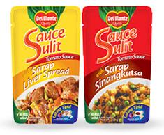 Del Monte Sauce Sulit