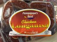 Chicken Longaniza sausage