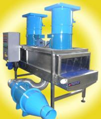 Cooling Intralox Conveyor
