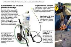 Pnuematic Airless Sprayer