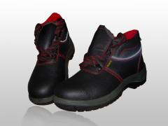 Safety Shoes (high Cut)