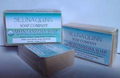 Pure Organic Montaneosa Face and Body Beauty Soap