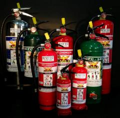 Eagle fire extinguisher