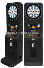 Indoor dart machine for bar club pub
