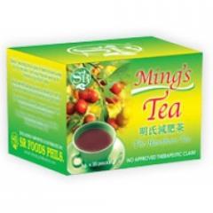 Hawthorn Mint Tea