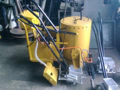Thermoplastic Kneading Machine and Applicator